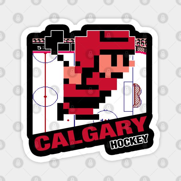 Calgary Hockey Calgary Flames Magnet Teepublic