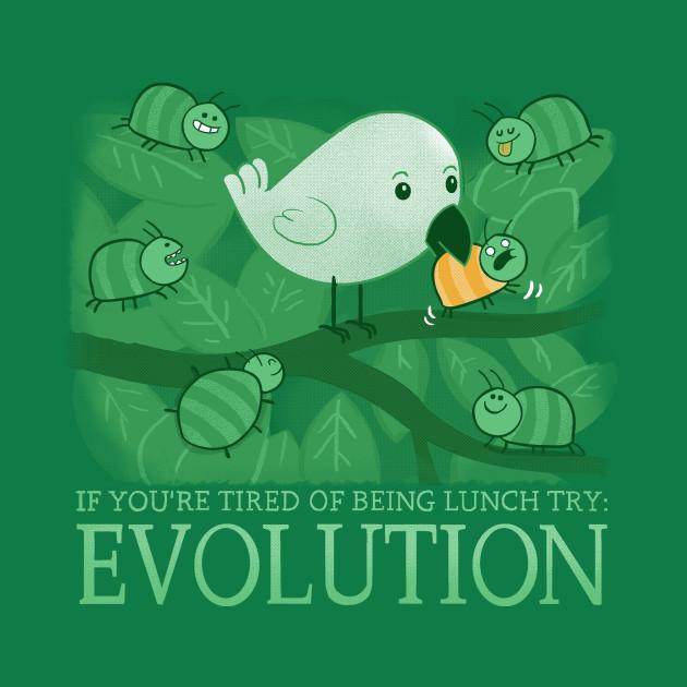 Try Evolution!