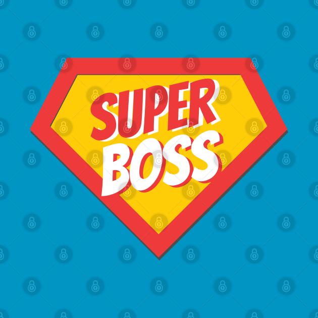 Boss Gifts | Super Boss
