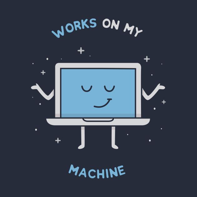 Works on my Machine - Programming