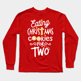 maternity christmas long sleeve t shirts teepublic - Maternity Christmas Shirts