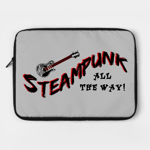 Steampunk all the way