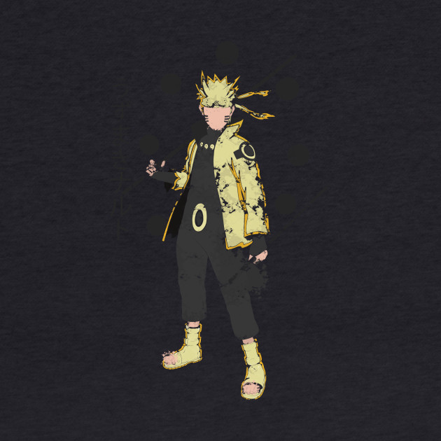 Naruto Uzumaki Sage of Six Paths