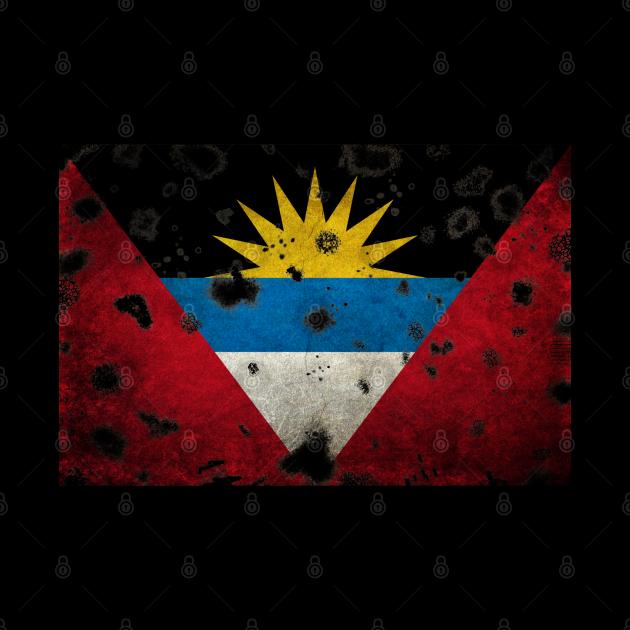 Antigua and Barbuda Flag
