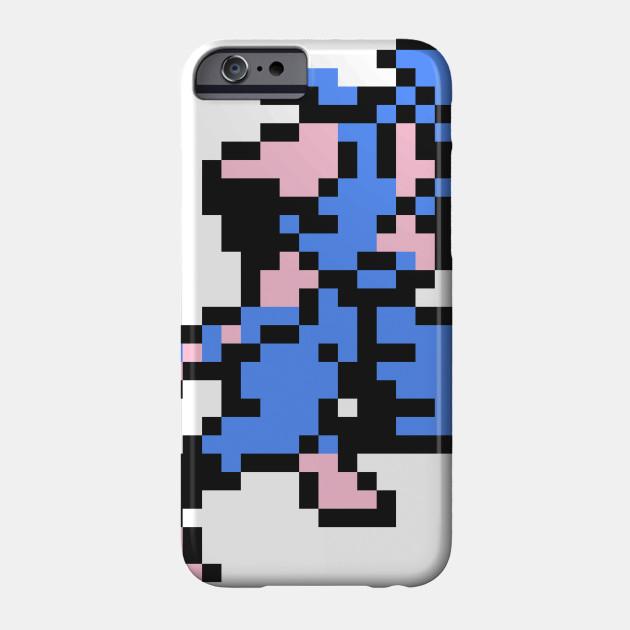 Ninja Gaiden Pixel Art
