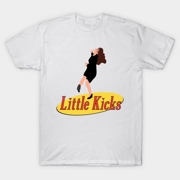 Little Kicks Seinfeld T Shirt Teepublic