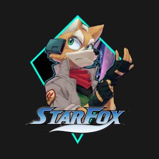 Starfox t-shirts