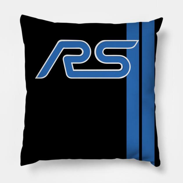 Nitrous Blue RS Ralley Sport Stripes