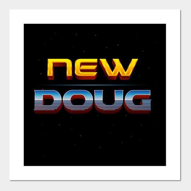 New Doug From Ragnarok Thor Posters And Art Prints Teepublic