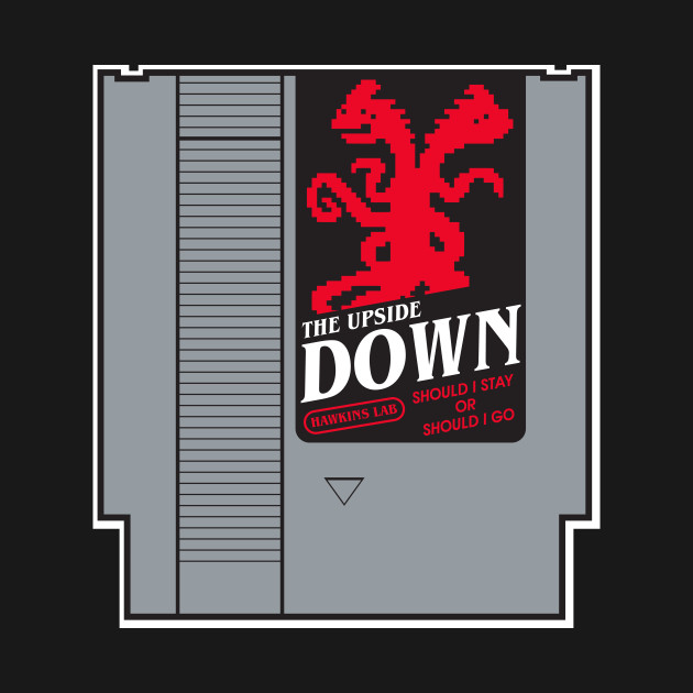 Upside Down Cartridge
