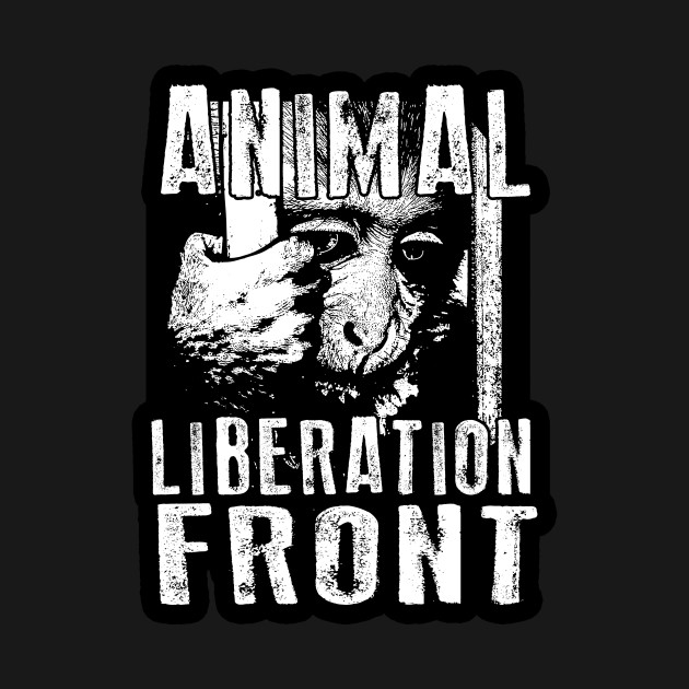 Animal Liberation Front - Chimpanzee