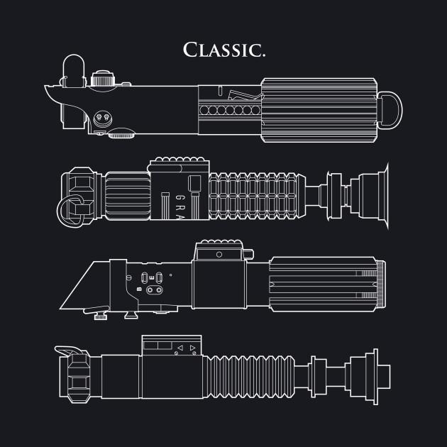 Classic Lightsabers