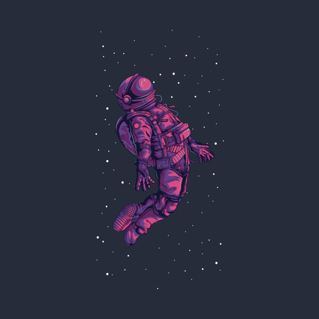 Floating Among the Stars