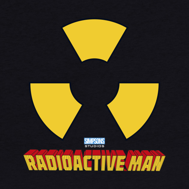 RADIOACTIVE MAN (simpsons movie universe)