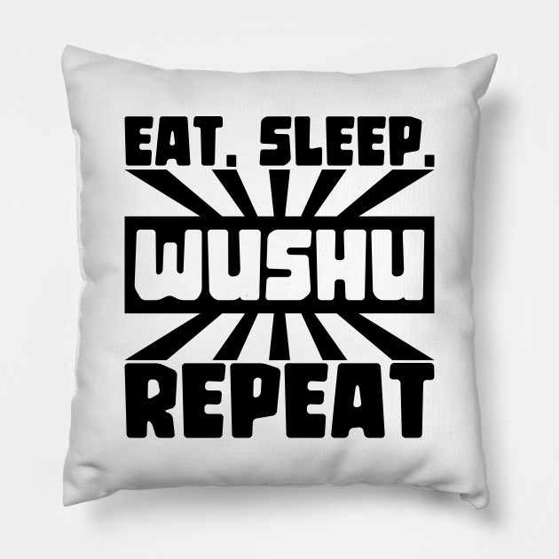 Eat, sleep, wushu, repeat