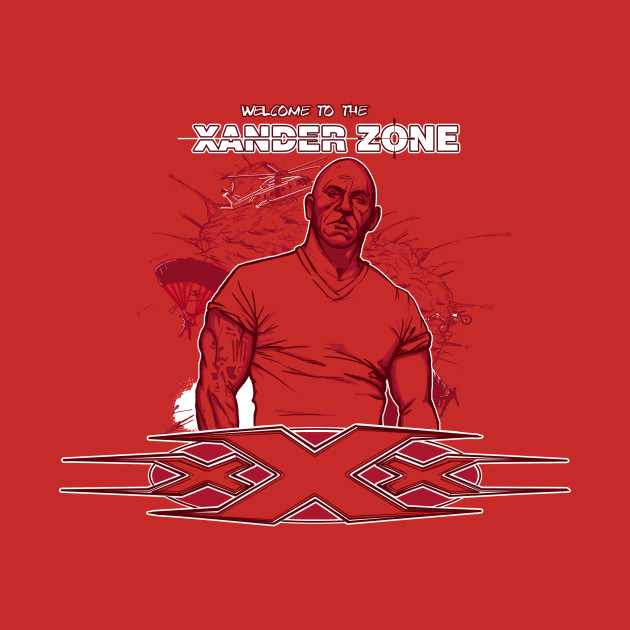 Xander Zone T-Shirt