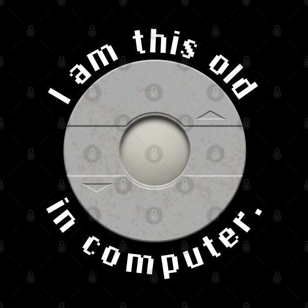 I am this old in computer