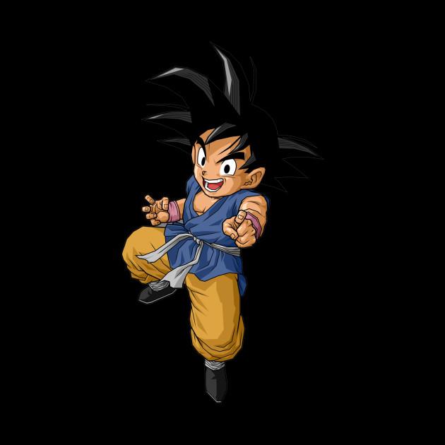 Dragon ball san goku black background son goku super - San goku super saiyan 5 ...