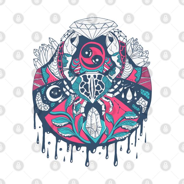 Sofea Mystic Cancer Zodiac