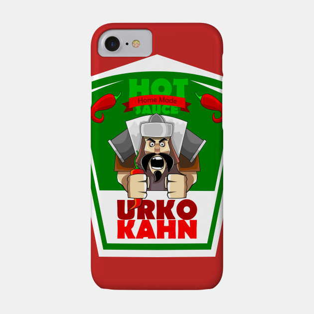 Urko Kahn - Hot Sauce