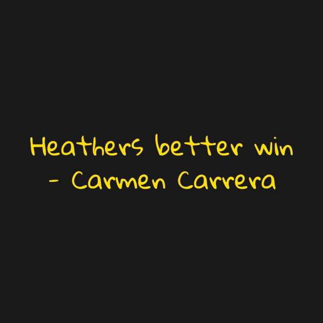 Carmen Carrera's mirror message - rpdr s3