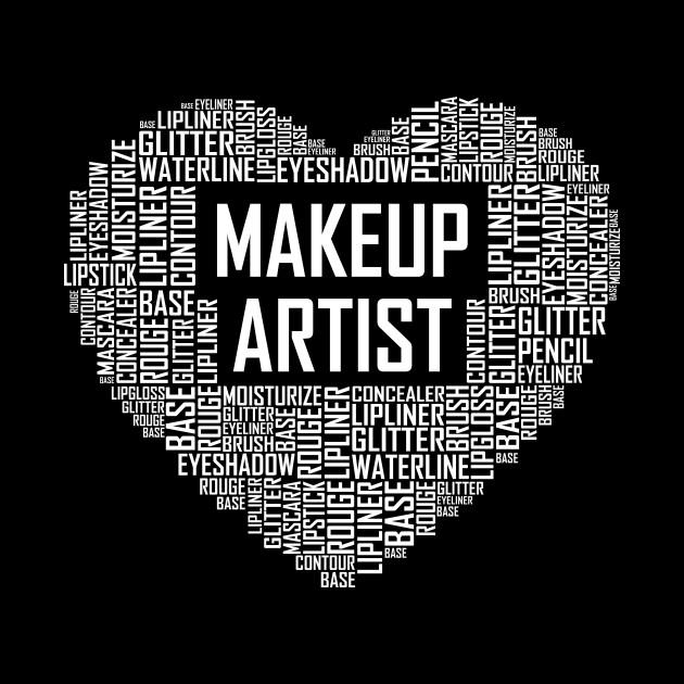 Makeup Artist Heart