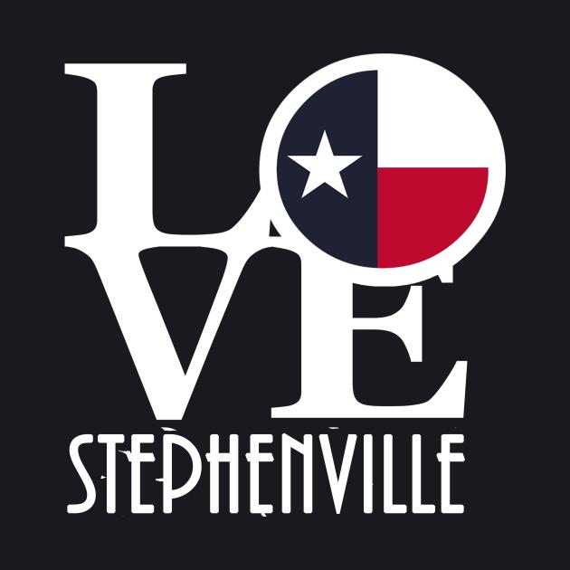 LOVE Stephenville Texas
