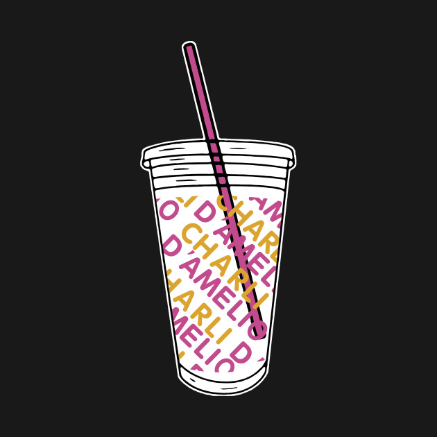 Charli D'Amelio bubble tea shirt