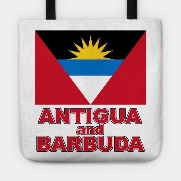 The Pride of Antigua and Barbuda - Antiguan National Flag Design