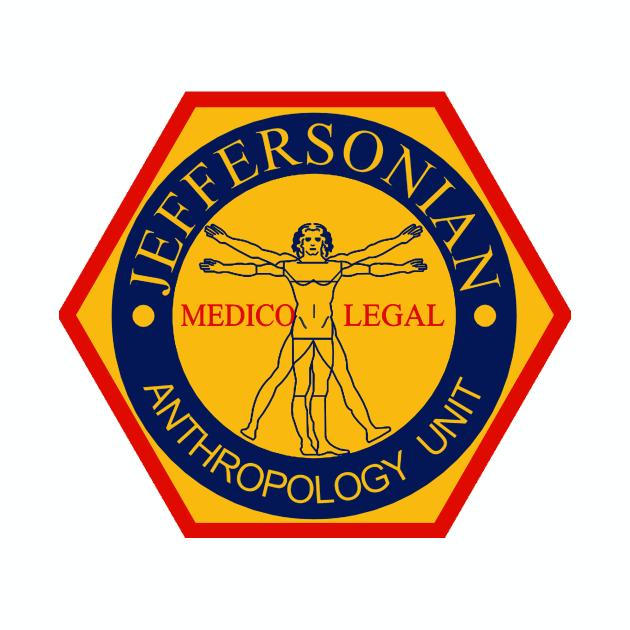 Jeffersonian Badge