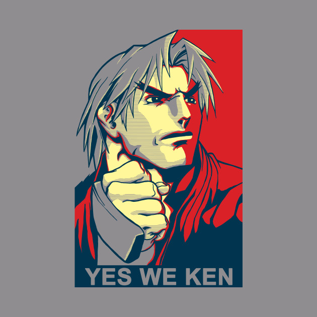Yes we Ken