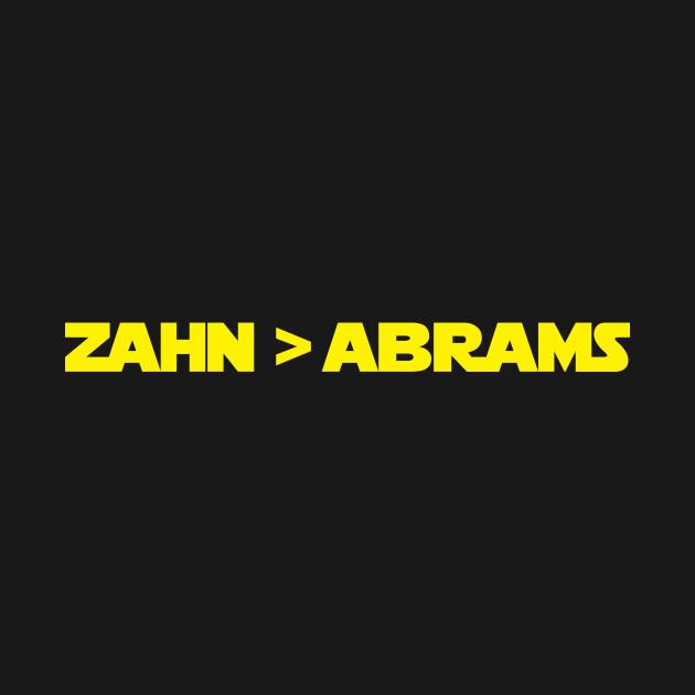 Zahn > Abrams (variant)