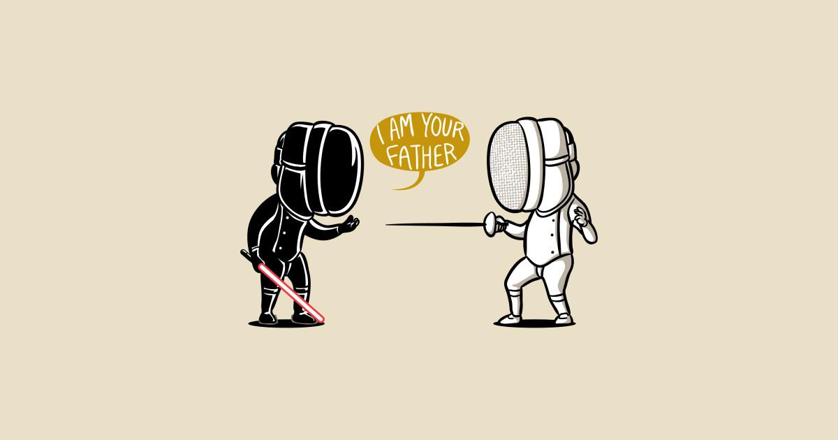 7930220e5 I Am Your Father T-Shirts | TeePublic