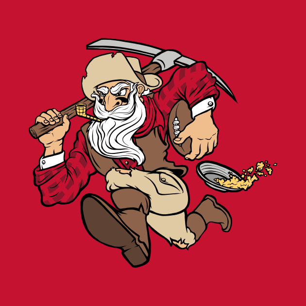 San Francisco 49ers Gold Rush Miners