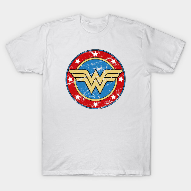 Wonder Woman T-Shirt-TOZ