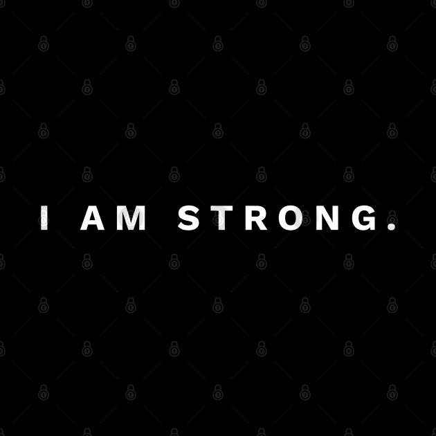 I Am Strong - Christian