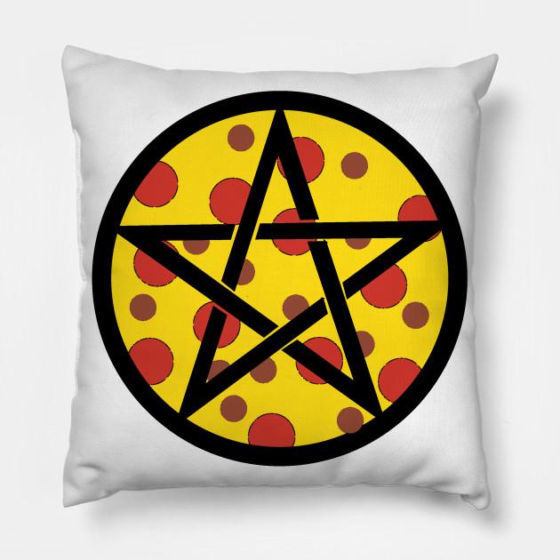 Pizza Pentagram