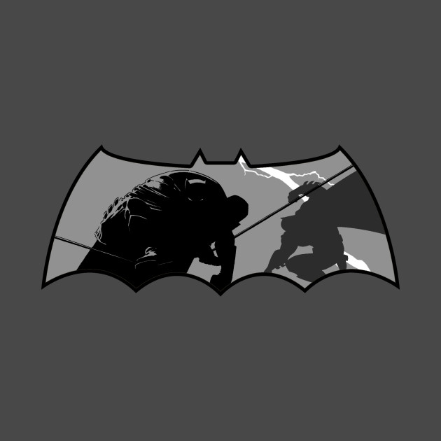 dark knight returns logo batman t shirt teepublic