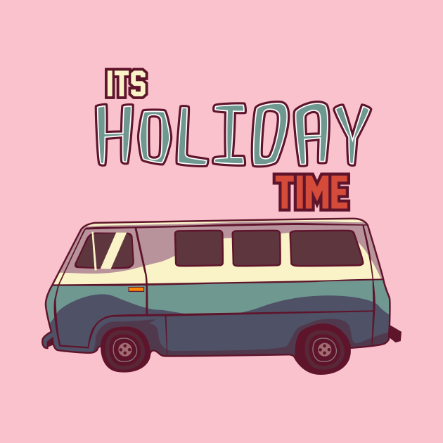 its time to holiday