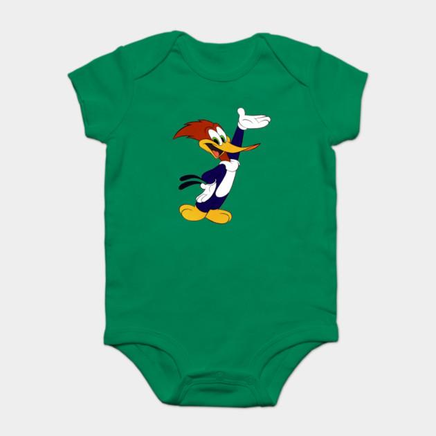 84fdb1edb woody woodpecker - Woody Woodpecker - Onesie | TeePublic
