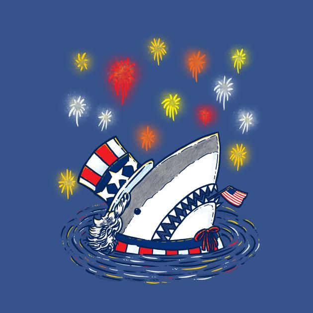 The Patriotic Shark