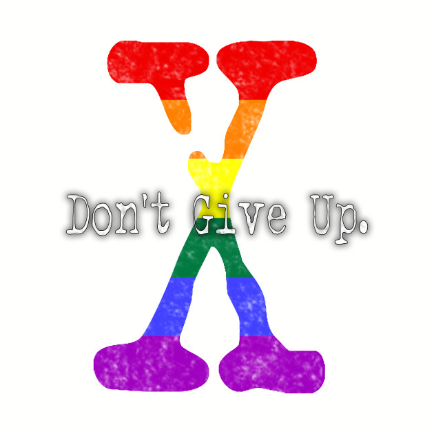 XFN ORIGINALS: DON'T GIVE UP.