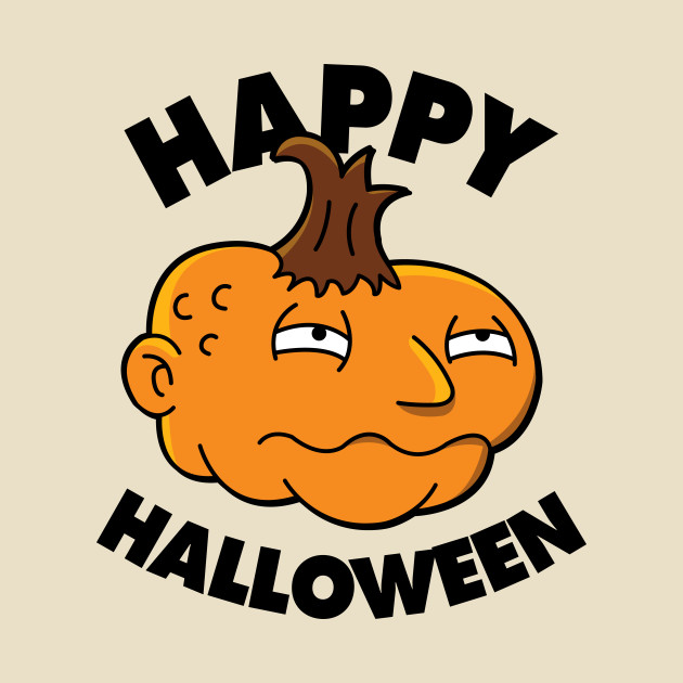 Happy Halloween Pumpkin Head Happy Halloween Pumpkin Head