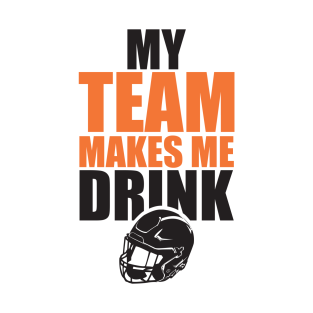 NFL Chicago Bears Drink t-shirts