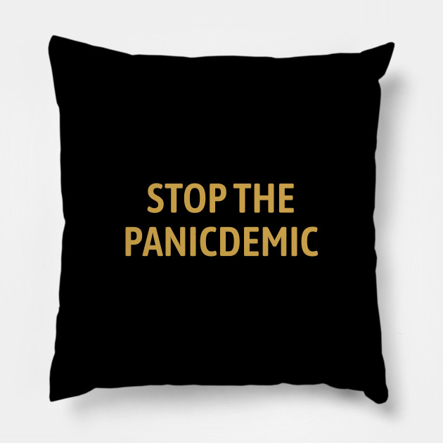 Stop the Panicdemic