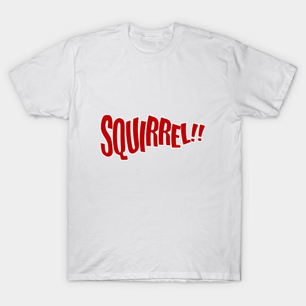 e87b013b4 Christmas Squirrel - Squirrel - T-Shirt | TeePublic