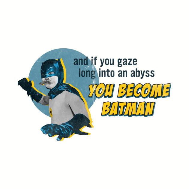 Nietzsche Batman