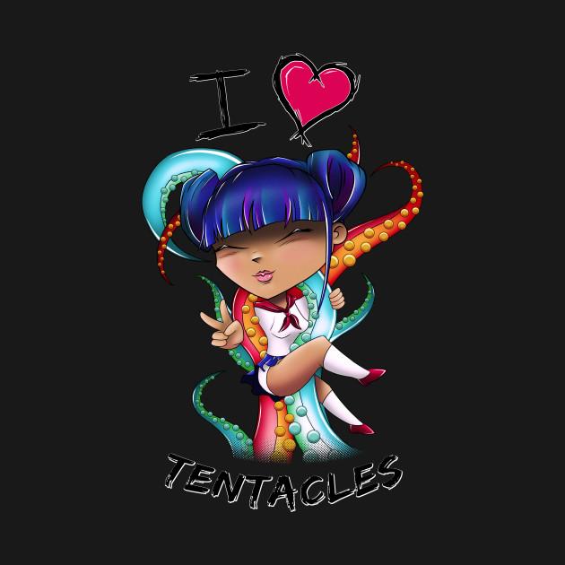 I Heart Tentacles