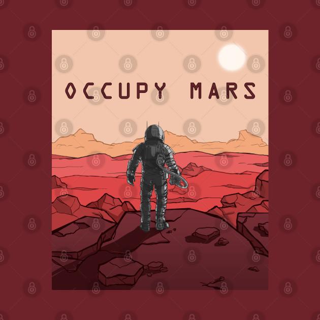 Occupy Mars - Be a Astronaut