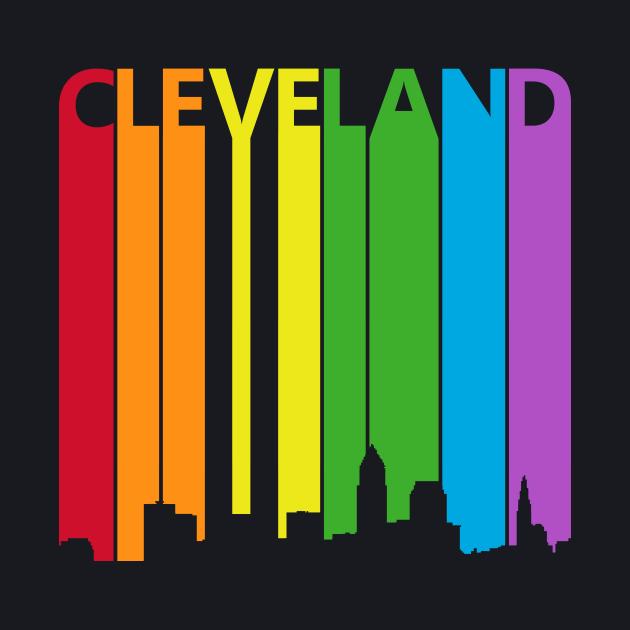 Cleveland Skyline LGBT Pride